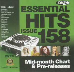 VARIOUS - DMC Essential Hits 158 (Strictly DJ only)