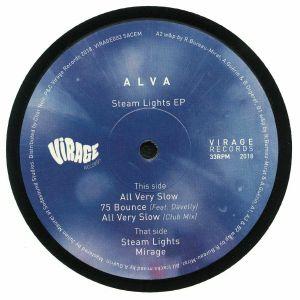 ALVA - Steam Lights EP