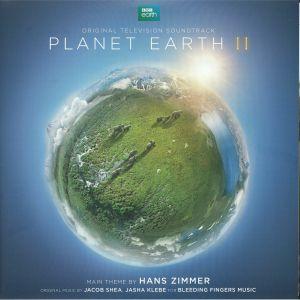 ZIMMER, Hans/JACOB SHEA/JASHA KLEBE - Planet Earth II (Soundtrack)