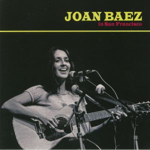 BAEZ, Joan - In San Francisco