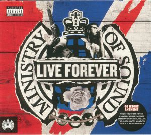VARIOUS - Live Forever