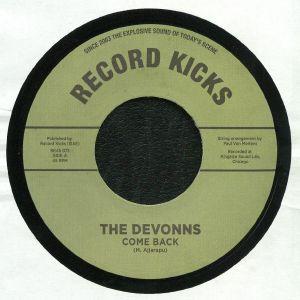 DEVONNS, The - Come Back