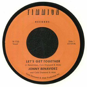 BENAVIDEZ, Jonny/COLD DIAMOND/MINK - Let's Get Together