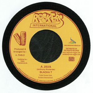 BLACKA T/ROCKERS ALL STAR - A Java