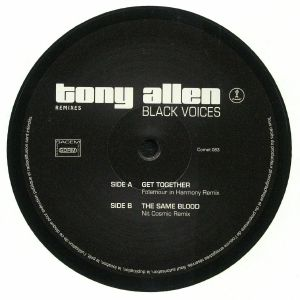 ALLEN, Tony - Black Voices Remixes