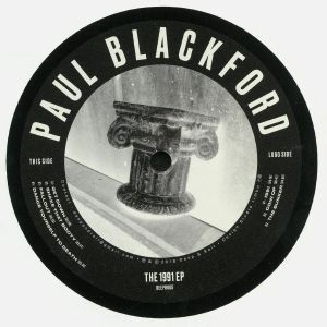 BLACKFORD, Paul - The 1991 EP