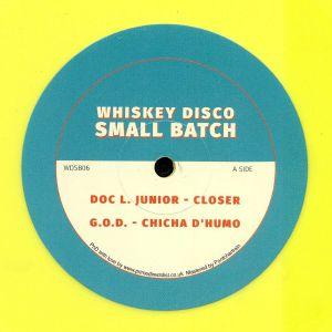 DOC L JUNIOR/GOD/JUST BAKER - You Make Me Feel So Fine EP