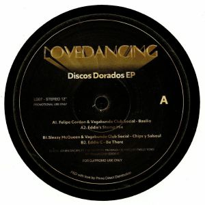 GORDON, Felipe/VAGABUNDO CLUB SOCIAL/SLEAZY McQUEEN/EDDIE C - Discos Dorados EP