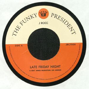 J ROCC - Funky President Edits Vol 6 : Late Friday Night