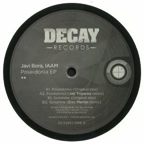 BORA, Javi/IAAM - Poseidonia EP
