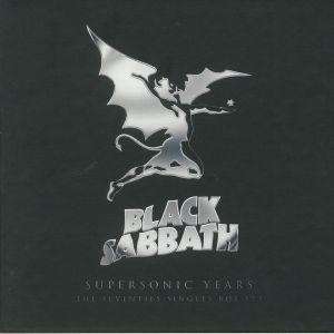 BLACK SABBATH - Supersonic Years: The Seventies Singles Box Set
