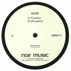 NOIR - Disruptions