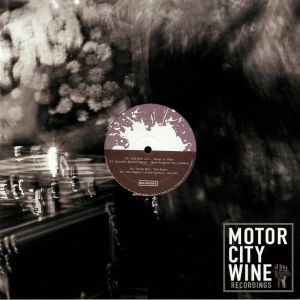 HAZ MAT LIVE/KUUMBA REUNION BAND/AROOP ROY/THE HUGHES/SMITH QUINTET - Motorcity Wine Recordings Vol 2