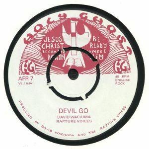 WACIUMA, David/RAPTURE VOICES - Devil Go