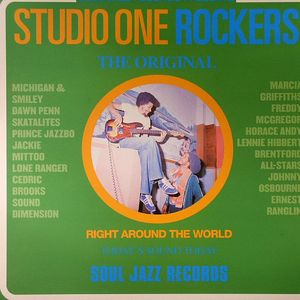 VARIOUS - Studio One Rockers: The Original