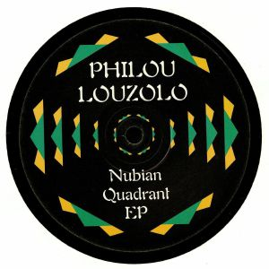 LOUZOLO, Philou - Nubian Quadrant EP