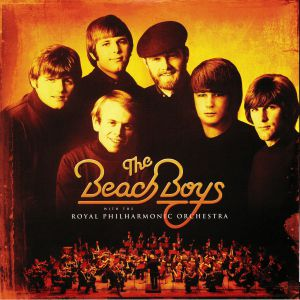 BEACH BOYS, The - The Beach Boys With The Royal Philharmonic Orchestra