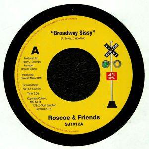 ROSCOE & FRIENDS/TOJO - Broadway Sissy