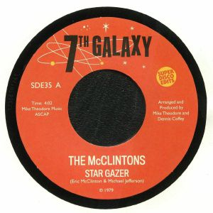 McCLINTONS, The - Star Gazer