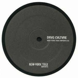 DRVG CVLTVRE - New York Trax Imports 03