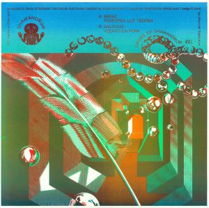 BARAC/BALTAZAR - Drums EP