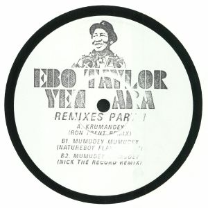 TAYLOR, Ebo - Yen Ara: Remixes Part 1