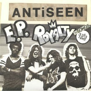ANTISEEN - EP Royalty