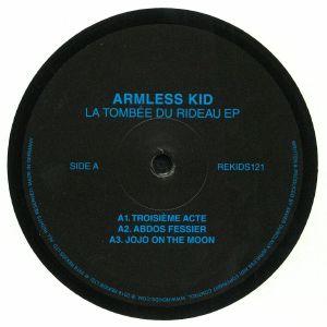 ARMLESS KID - La Tombee Du Rideau EP