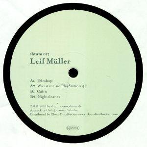 MULLER, Leif - SHTUM 017