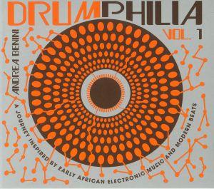 BENINI, Andrea - Drumphilia Vol 1