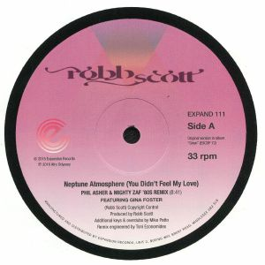 SCOTT, Robb - Neptune Atmosphere (You Didn't Feel My Love)