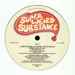 WILSON, Greg/ODDFELLOW'S CASINO/THE SUPER WEIRD SOCIETY/THE REYNOLDS - Substance Select Vol 1