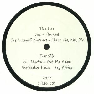 JAZ/THE PATCHOULI BROTHERS/WILL MARTIN/STUDEBAKER HAWK - STUDS 001