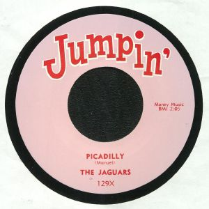 JAGUARS, The/EDDIE RENAE/THE TITANS - Picadilly