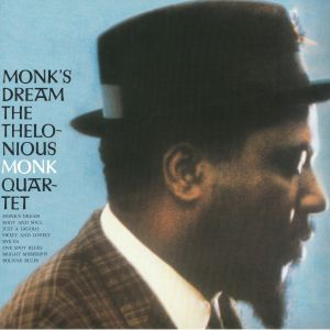 THELONIOUS MONK QUARTET - Monk's Dream (reissue)