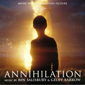 SALISBURY, Ben/GEOFF BARROW - Annihilation (Soundtrack)