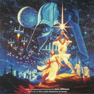 WILLIAMS, John/THE LONDON SYMPHONY ORCHESTRA - Star Wars Episode IV: A New Hope (Soundtrack) (Record Store Day 2017)