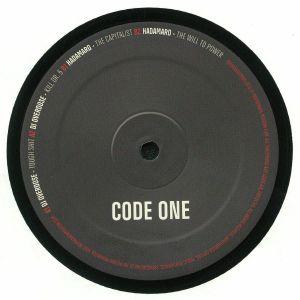 DJ OVERDOSE/HADAMARD - Code One