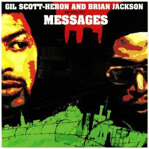 SCOTT HERON, Gil/BRIAN JACKSON - Anthology: Messages (reissue)