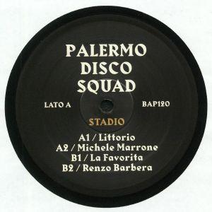 PALERMO DISCO SQUAD - Stadio EP