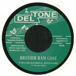 BECKFORD, Theophilus/MEDIATORS - Brother Ram Goat