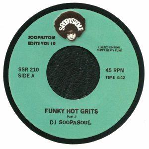 DJ SOOPASOUL - Funky Hot Grits