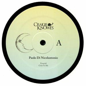 DI NICOLANTONIO, Paolo - Close To Me EP