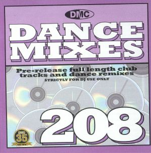 VARIOUS - Dance Mixes 208 (Strictly DJ Only)