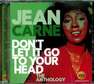 CARNE, Jean - Don't Let It Go To Your Head: The Anthology