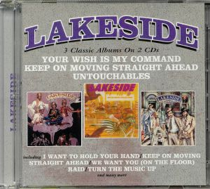 LAKESIDE - Your Wish Is My Command/Keep On Moving Straight Ahead/Untouchables