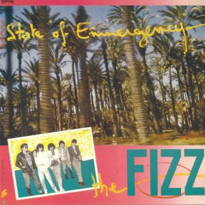 FIZZ, The - State Of Emmergency (reissue)