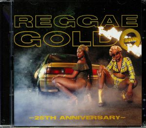 VARIOUS - Reggae Gold 2018: 25th Anniversary Edition