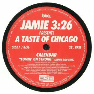 JAMIE 326/CALENDAR/BRAXTON HOLMES/CABRINI GREENS & CORNBREAD - A Taste Of Chicago