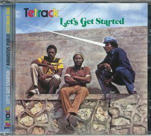 TETRACK/AUGUSTUS PABLO - Let's Get Started/Eastman Dub (reissue)